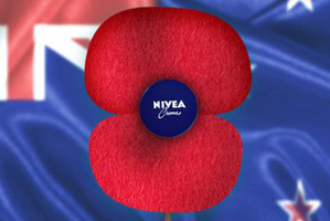Nivea's Anzac Day post was criticised by Facebook users. Photo / Supplied