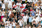 More sports tourists are expected to follow English cricket's Barmy Army of travelling fans. Photo / Getty Images