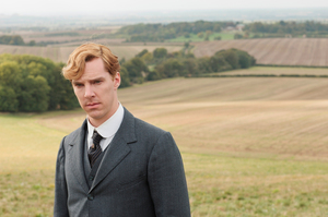 Benedict Cumberbatch in Parade's End. Photo / Supplied