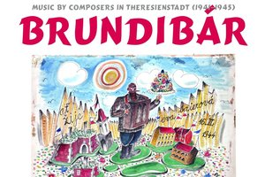 CD cover: Brundibar. Photo / Supplied