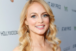 Heather Graham. Photo / AP