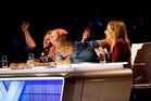 X Factor NZ judges Daniel Bedingfield, Ruby Frost, Stan Walker and Mel Blatt. Photo / Supplied