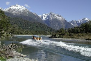 Hollyford River. Photo / Supplied