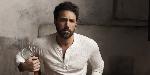 Ben Affleck, director and star of Argo will be living on just $1.50 a day. Photo / Supplied