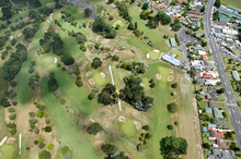 The Grange course is worth $41.8 million and is in a housing zone. Photo / Brett Phibbs