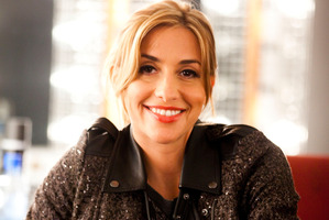X Factor NZ judge Melanie Blatt just wants to give her honest opinions. Photo / Supplied