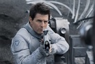 Tom Cruise is out to save mankind in Oblivion. Photo / Supplied