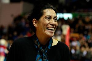 Magic coach Noeline Taurua.  Photo / Natalie Slade
