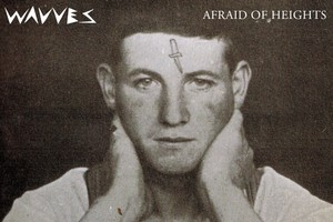 Album cover for Afraid of Heights by Wavves. Photo / Supplied