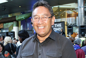 Mana Party leader Hone Harawira. File photo / Doug Sherring