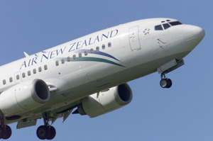 Air New Zealand said the outlook was based on 'the current market conditions and trading environment'. Photo / Paul Estcourt