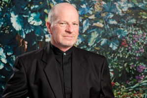 Michael Houstoun will tackle all Beethoven's 32 sonatas on the  reCYCLE  tour. Photo / Kate Whitley Photography