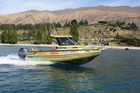 The Stabicraft/Yamaha boat package features all the latest technology. Photo / Supplied