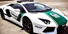 Dubai police flaunt Lamborghini patrol car 