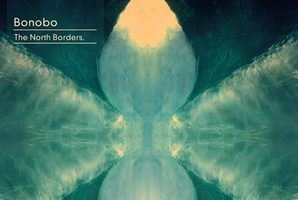 Album cover for The North Borders. Photo / Supplied