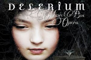 Album cover for Music Box Opera. Photo / Supplied