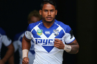 Ben Barba. Photo / Getty Images