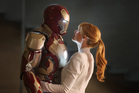 Robert Downey Jr and Gwyneth Paltrow in Iron Man III. Photo/supplied