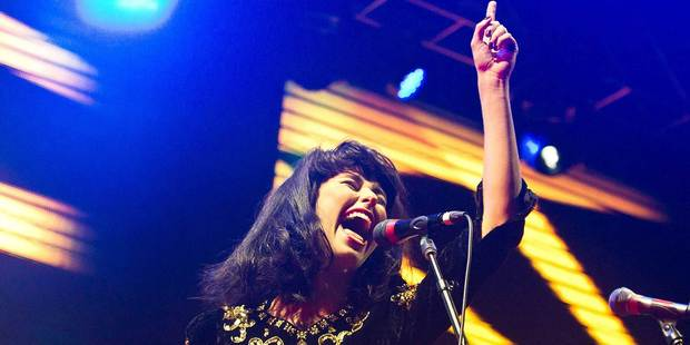Kimbra. Photo/Herald