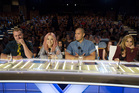 X Factor NZ judges Daniel Bedingfield, left, Ruby Frost, Stan Walker and Melanie Blatt. Photo/supplied