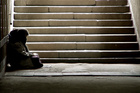 The Wesley Mission says the typical homeless person is now more likely to be young, female and more often than not someone with children. Photo / Thinkstock