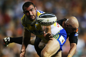Tim Mannah. Photo / Getty Images