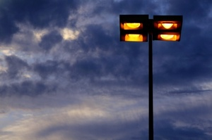LED streetlights could help stop light pollution. Photo / Thinkstock