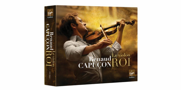 Renaud Capucon: The Violin King (Virgin Classics)