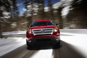 The iconic Ford Explorer adds a 2.0-liter EcoBoost four-cylinder engine projected to deliver best-in-class fuel economy. Photo / Supplied