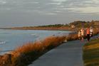 New Plymouth's coastal walkway. Photo / Rob Tucker