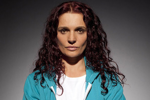 Danielle Cormack says she shows other sides of Bea Smith in  Wentworth.  Photo / Supplied