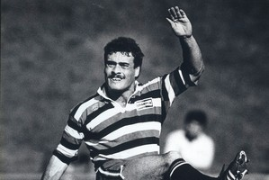 "Lindsay Raki, known as ""Mad Dog"", played more than 100 games for Counties Manukau."
