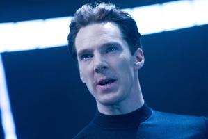 Benedict Cumberbatch is John Harrison in Star Trek: Into Darkness. Photo / Supplied