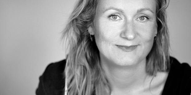 British writer Kate Worsley. Photo / Supplied