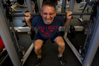 Steve Deane's fitness has increased markedly through hard work but the drugs have played their part. Photo / Brett Phibbs