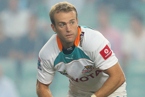 Sarel Pretorius of the Cheetahs is the bargain player of the competition. Photo / Getty Images
