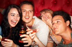 Addictive, harmful, toxic, celebrated. Cheers to that! Bizarre ... Photo / Getty Images