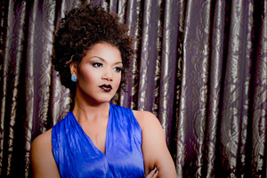 Soprano Measha Brueggergosman. Photo / Supplied