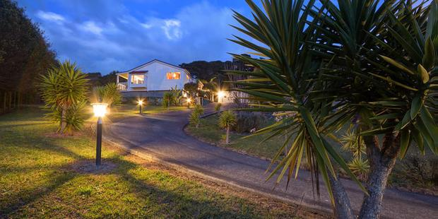 This Ardmore house is one of the many you can buy for less than the price of an Auckland home. Photo / Supplied