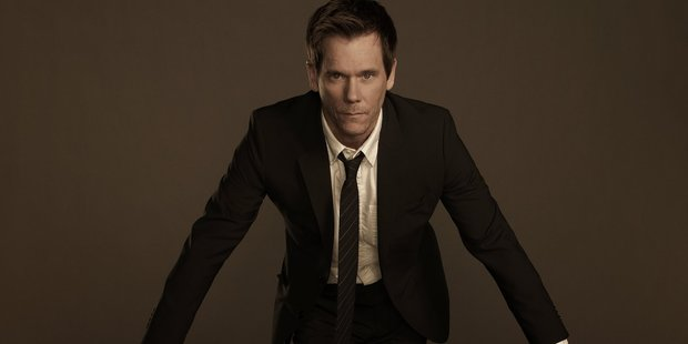 Kevin Bacon, star of 'The Following'. Photo / Supplied