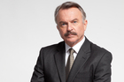Sam Neill, star of the new TV3 crime drama 'Harry'. Photo / Supplied