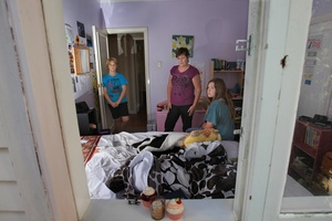 Karen Herbert's home was broken into and rings left by her late husband were stolen. Photo / Bay of Plenty Times