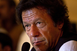 Imran Khan. Photo / AP