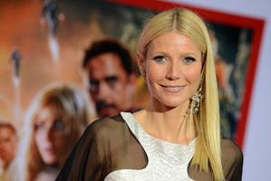 Actress Gwyneth Paltrow. Photo / AP