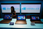 PC shipments to China rose to 69 million units last year, beating the US by 3 million. Photo / AP