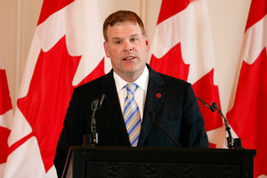 John Baird. Photo / AP