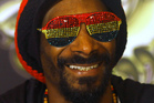 American rapper - and rasta man - Snoop Lion. Photo / AP