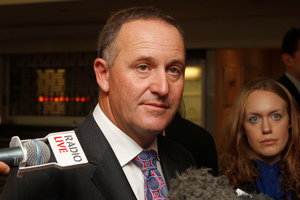 Prime Minister John Key is speaking at the conference today. Photo / Mark Mitchell