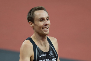 New Zealand's Olympic 1500 metres silver medallist Nick Willis has won the mile race at the renowned Drake Relays meeting in Des Moines, Iowa this morning (NZ time). Photo / Brett Phibbs.