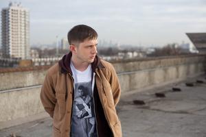 British hip hop musician Plan B. Photo / Supplied